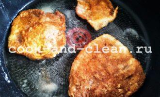 как приготовить отбивные из свинины в соевом соусе