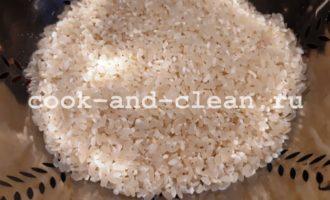 как сварить вкусно рис рассыпчатый на гарнир