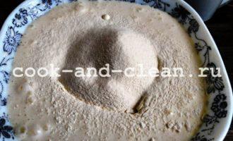 кокосовый бисквит фото рецепт