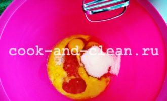 лимонные блины рецепт