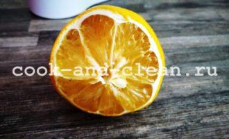 лимонные блины фото