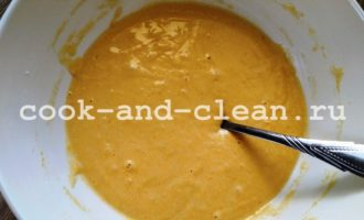 оладьи из кукурузной муки рецепт