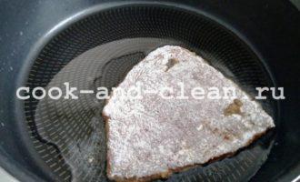 отбивные из свинины в соевом соусе пошагово