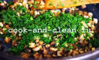 пельмени с грибами в духовке рецепт фото