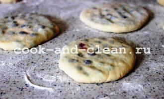 пирожки со смородиной пошагово