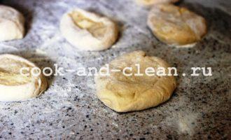 пирожки со смородиной рецепт пошаговый