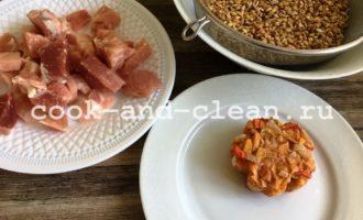 плов из перловки с мясом рецепт