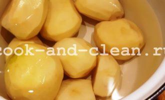 приготовить картошку с фаршем рецепт