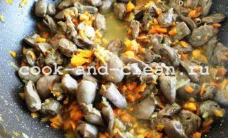 суп из куриных сердечек фото рецепт