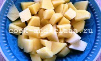 суп из сушеных грибов с картошкой пошагово