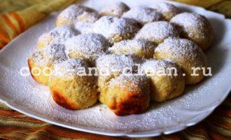 творожные булочки в духовке пошаговый рецепт