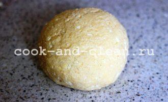творожные булочки в духовке пошаговый