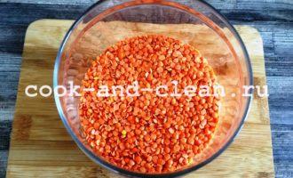 чечевичный суп с сосисками рецепт