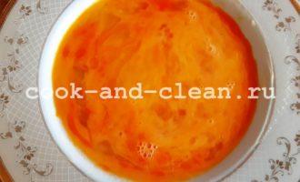 как приготовить омлет в микроволновке