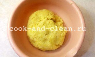 картофельные зразы с грибами пошаговый рецепт
