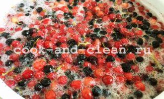 кисель из замороженных ягод рецепт с крахмалом