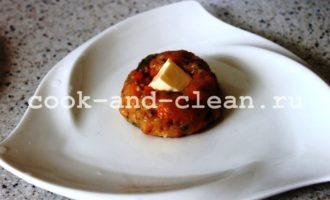 котлеты с гречкой и сыром пошаговый рецепт с фото