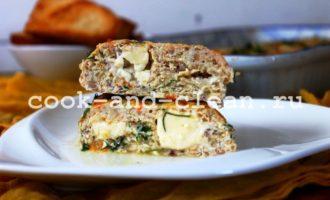 котлеты с гречкой и сыром рецепт