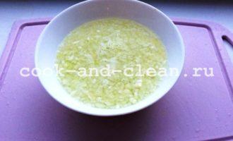 мимоза с рисом фото рецепт