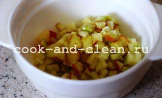 пирожки с яблоками на сковороде рецепт с фото