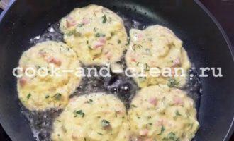 рецепт драников из картошки с колбасой