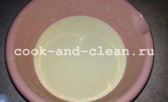 рецепт французских блинчиков на молоке