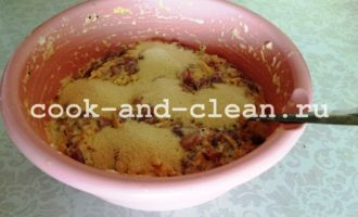 рубленные котлеты с горчицей рецепт с фото