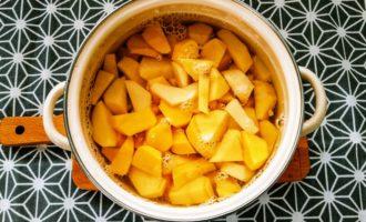 картофельное пюре со сметаной рецепт