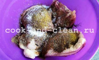 куриные бедра в сметане рецепты