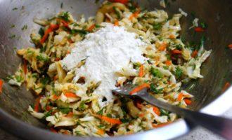 овощные оладьи в духовке пошаговый рецепт
