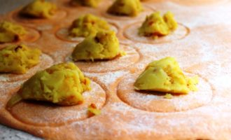 пирожки с картошкой и луком рецепт с фото