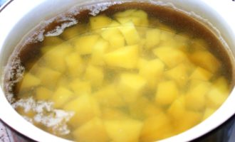 пирожки с картошкой и луком рецепт