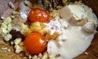 сметанное печенье в духовке фото