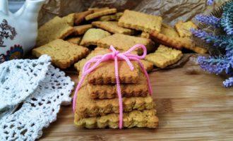 сметанное печенье в духовке