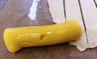 вкусные сосиски в слоеном тесте фото рецепт