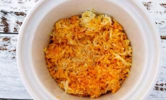 закуска с помидорами и сыром и яйцом