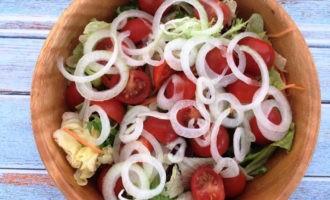 простые и вкусные салаты с куриным филе