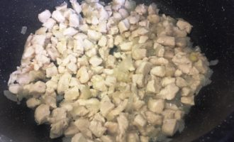 французский киш с курицей и грибами пошаговый рецепт