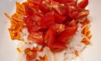 вкусная гречка с тушенкой на сковороде