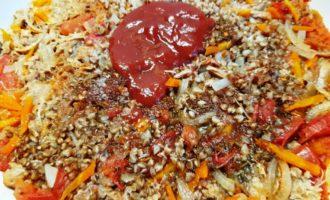 как вкусно сварить гречку с тушенкой