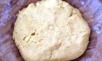кокосовое печенье из кокосовой стружки с мукой