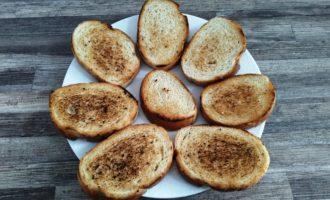 бутерброды со шпротами и огурцом фото