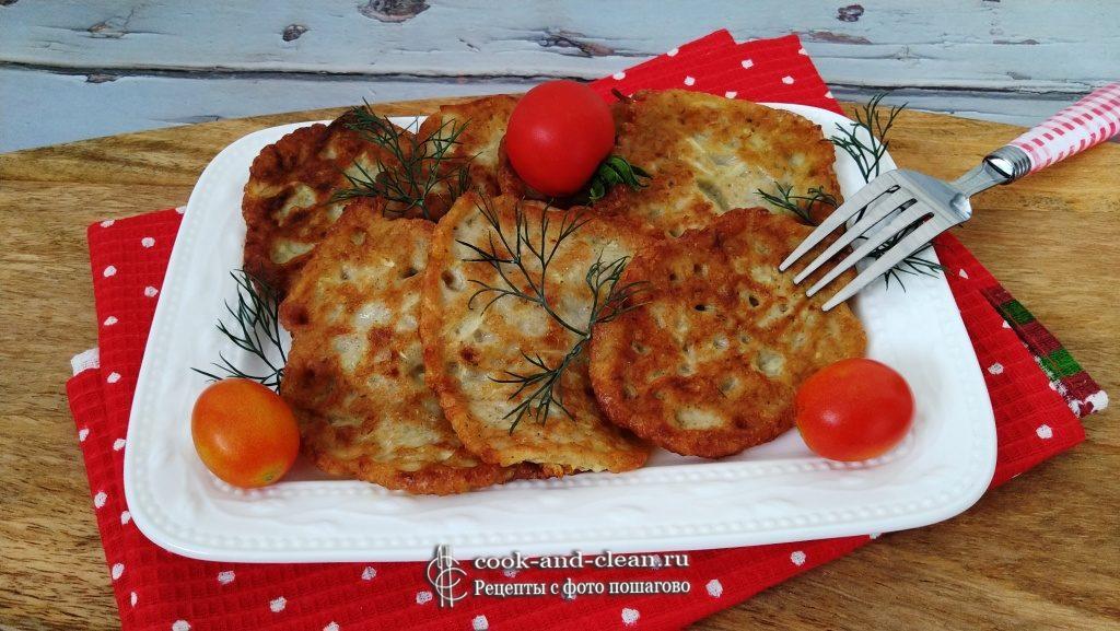 как приготовить оладьи из кабачков с чесноком