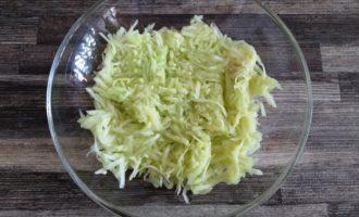 оладьи из кабачков с беконом рецепт