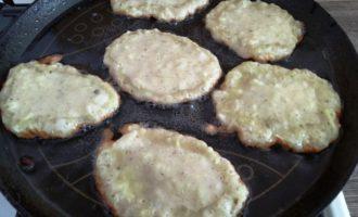 оладьи из кабачков с луком пошаговый рецепт