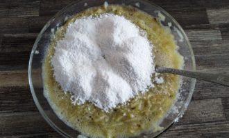 оладьи из кабачков с чесноком рецепт с фото