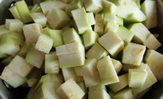 рагу картошка кабачок