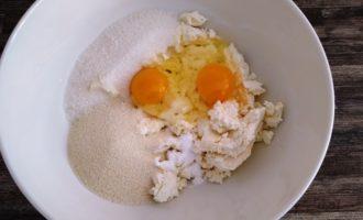 сырники с малиной рецепт