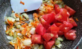 гороховый суп с помидорами пошагово