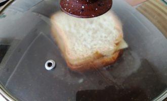 горячие бутерброды с сыром на сковороде пошагово
